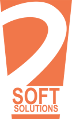 2Soft Solutions logo